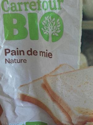 Pain de Mie Nature - Produit