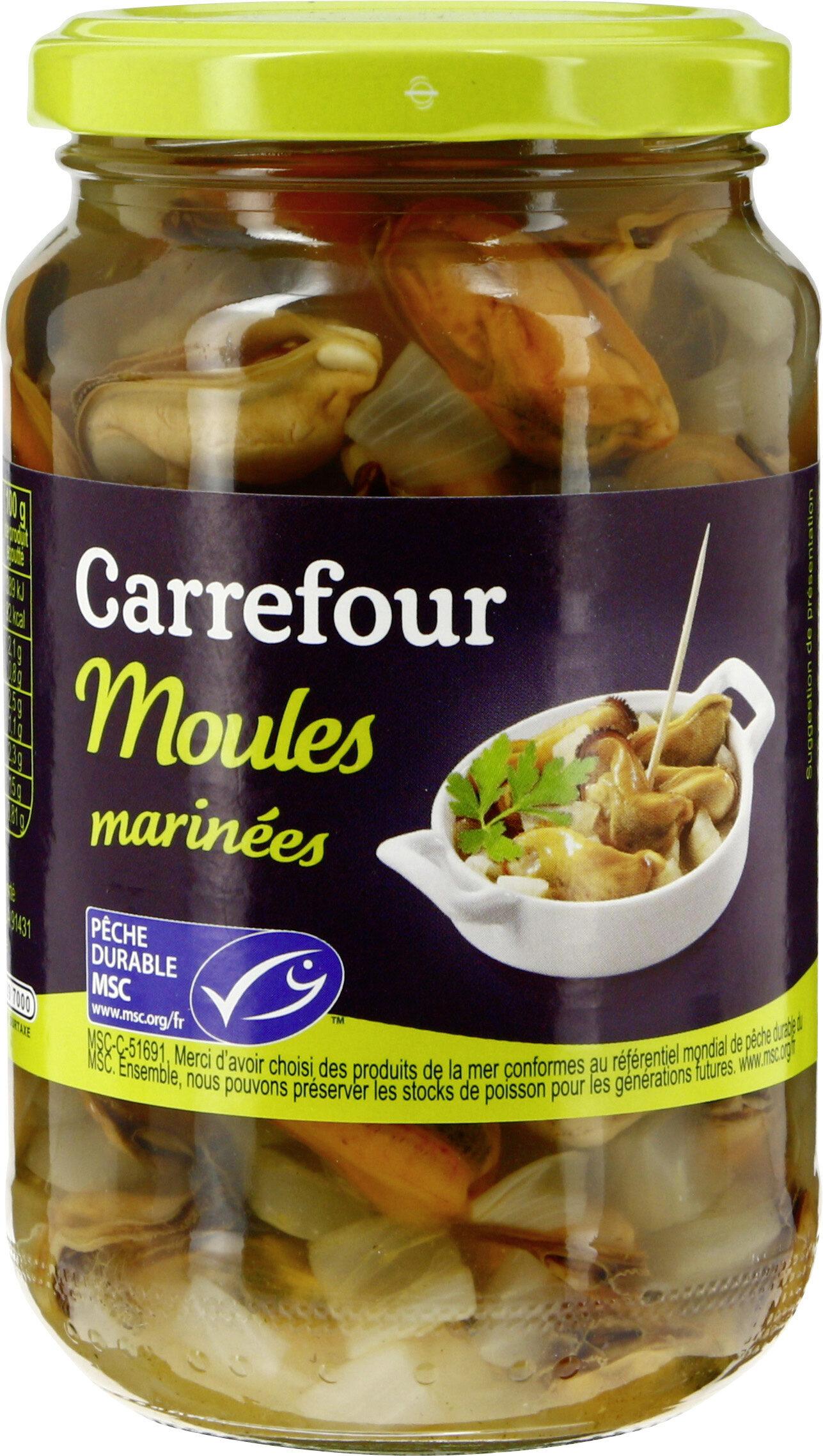 Moules marinées - Prodotto - fr