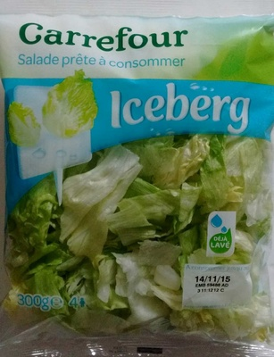 Salade prête à consommer Iceberg - Product
