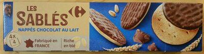 Sable chocolat lait - Produit - fr