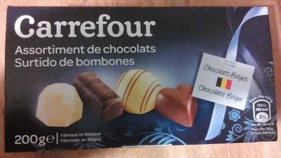 Assortiment de chocolats - Produit - fr