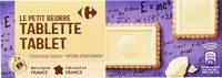 Galletas de mantequilla tabletachocolate blanco - Producto - es