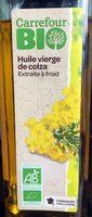 Huile vierge de colza - Product - fr