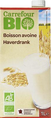 Boisson avoine - Product - fr