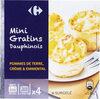 Mini Gratins Dauphinois - Product