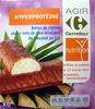 Barres de régime saveur noix de coco enrobées de chocolat au lait Carrefour - Product