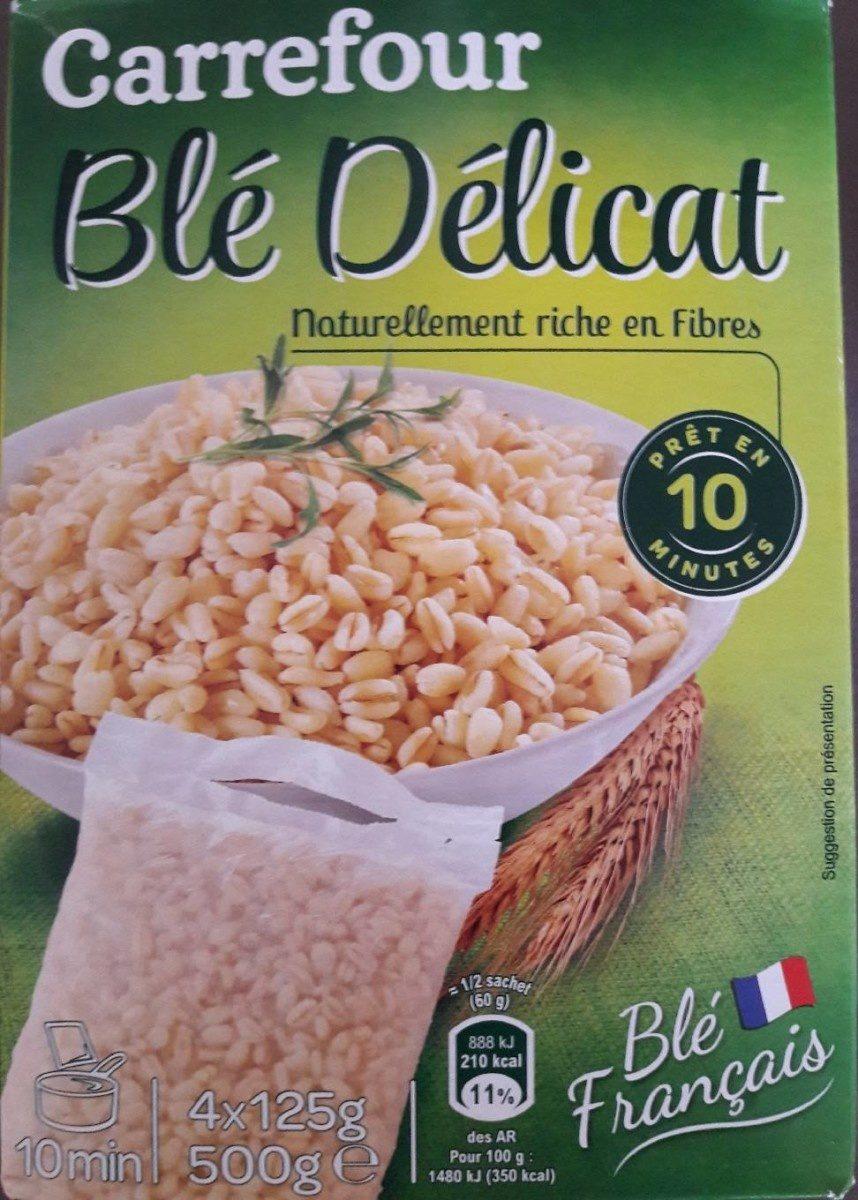 Blé Délicat - Product