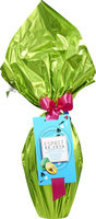 Chocolat au lait garni oeufs au praline - Product - fr