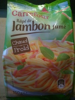 Râpé de Jambon fumé - Product - fr
