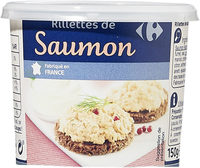 Rillettes de Saumon - Product - fr