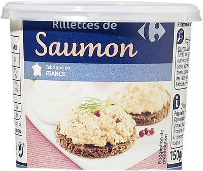 Rillettes de Saumon - Product - fr
