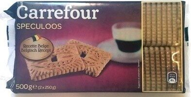 Spéculoos Carrefour - Producto - fr
