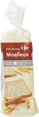Pain de mie Moelleux - Produit - fr