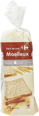 Pain de mie Moelleux - Prodotto - fr