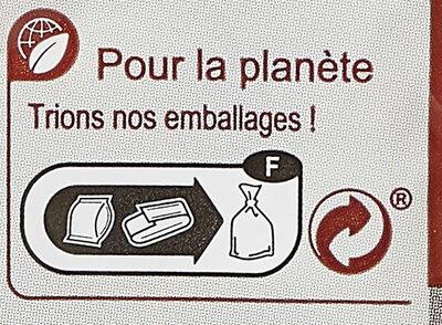 Pain de mie Moelleux - Istruzioni per il riciclaggio e/o informazioni sull'imballaggio - fr