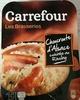 Choucroute d'Alsace cuisinée au Riesling (Les Brasseries) - Produit