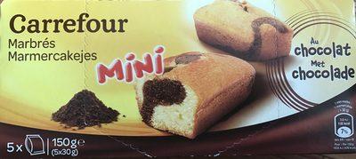 Marbrés au chocolat - Produit - fr