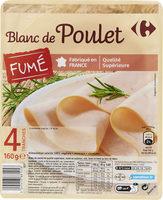 Blanc de poulet  Fumé - Product