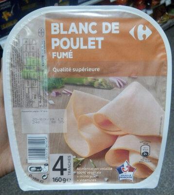 Blanc de poulet Fumé - Product - fr