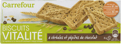 Biscuit Vitalité - Produit - fr