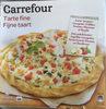 Tarte Fine, Noix De Saint-jacques Courgettes Et Tomates, 300 Grammes, Marque Carrefour - Product