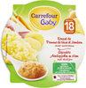 Ecrasé de Pomme de terre et Jambon - Product
