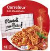 Ravioli pur bœuf - Product