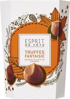 Truffes fantaisie  saveur caramel - Product
