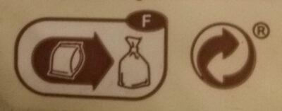 Figues moeleuses - Instruction de recyclage et/ou informations d'emballage - fr