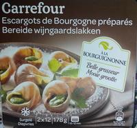 Escargots de Bourgogne préparés - Product