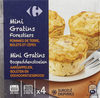 Mini Gratins Forestiers - Product