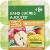 Sans sucres ajoutes* - Product