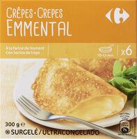 Crêpes Emmental - Producte - fr