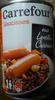 Saucisses aux Lentilles Cuisinées - Produit