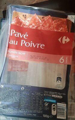 Pavé au Poivre - Product - fr