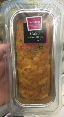 Cake Jambon Olives - Product
