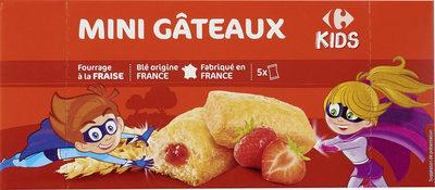 Mini gâteaux - Product - fr