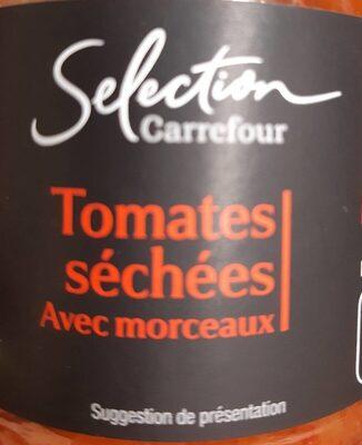Selection - Sauce cuisinée aux tomates séchées avec morceaux - Produit - fr