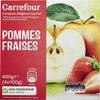 Pomme Fraise Spécialité de fruits - Product