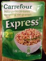 Mélange de Céréales Express' - Produit - fr