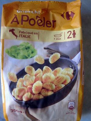 Gnocchi à poêler - Produit - fr