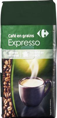 Café en grains Expresso - Product