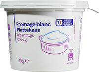 Fromage Blanc 0% - Prodotto - fr
