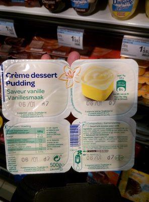 Crème dessert Saveur Vanille - 6