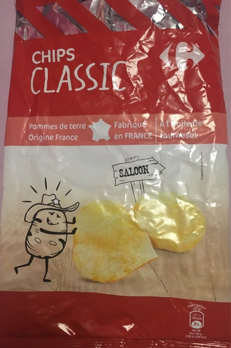 Chips Classic - Product