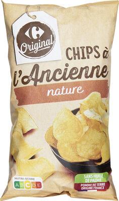 Chips, Recette à l'Ancienne - Produit - fr