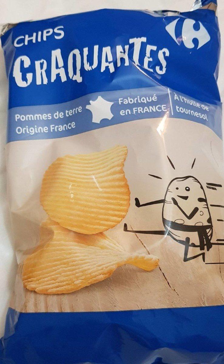 Chips craquantes - Produit