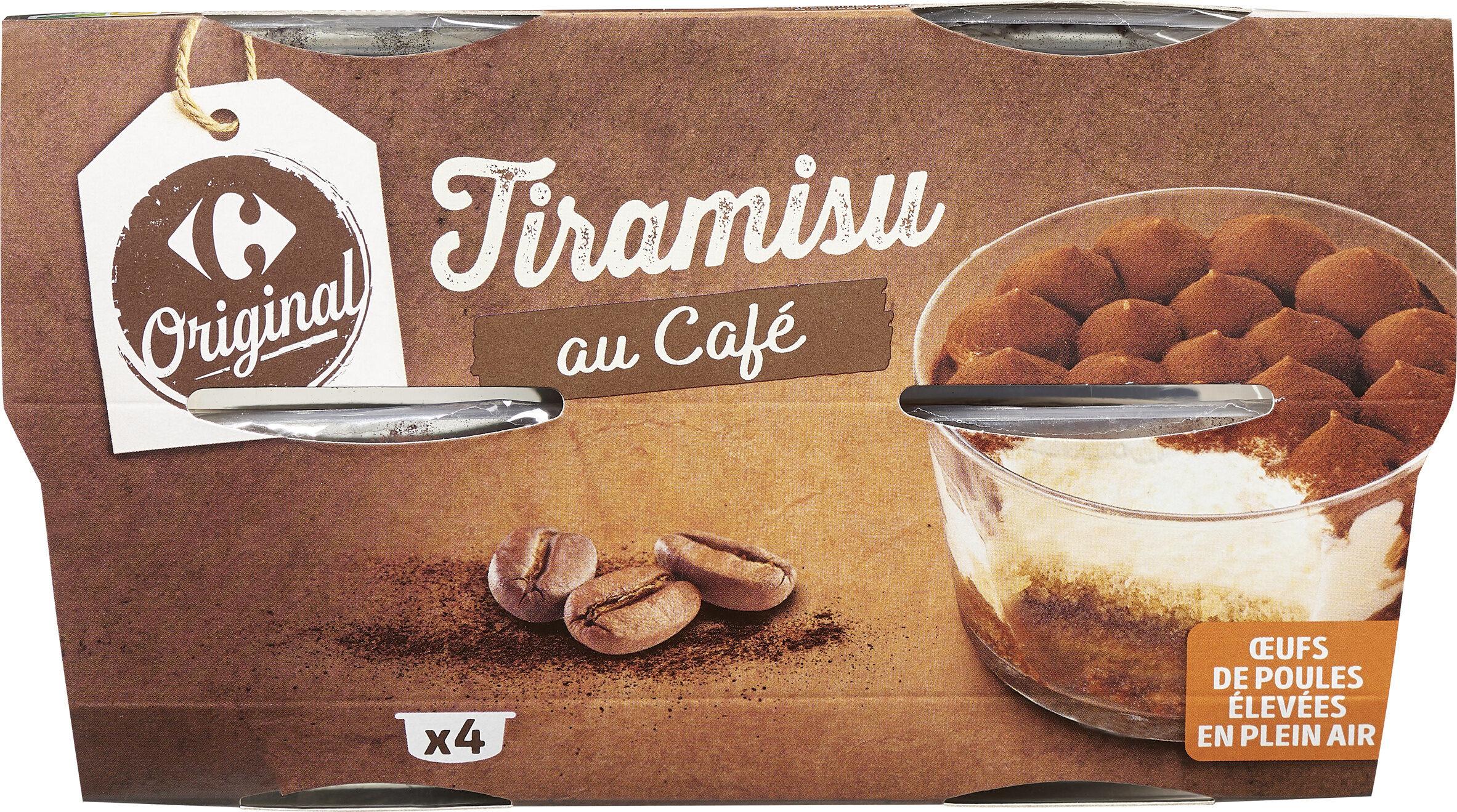 Le Tiramisu - Produit - fr