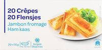 20 Crêpes - Produit - fr