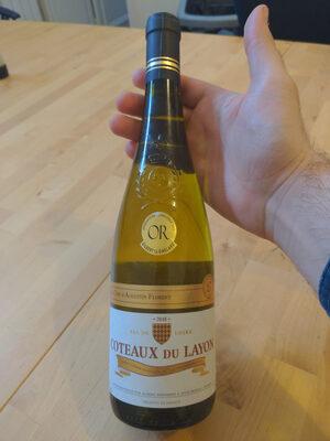 75CL Coteaux Du Layon Blanc - Produit - fr